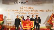 Ngân hàng TMCP Bắc Á kỷ niệm 20 năm thành lập