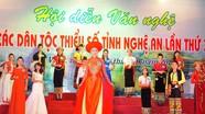 Hội thi người đẹp dân tộc thiểu số Nghệ An