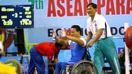 Asian Para Games: Lê Văn Công giành vàng và lập kỷ lục thế giới
