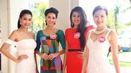 Khánh Vân, Ngọc Quý nổi bật ở Hoa hậu Việt Nam 2014