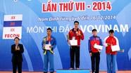 Bộ môn Vovinam đem về HCV thứ 8 cho đoàn thể thao Nghệ An