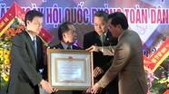 Phường Lê Lợi (TP Vinh) đón nhận Huân chương Lao động hạng Ba