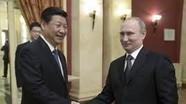 Nga - Trung Quốc và cán cân thế giới