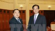 Chính phủ Việt Nam ủng hộ hợp tác Quốc phòng Việt-Thái