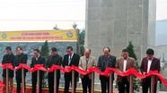 Khánh thành công trình tôn tạo Đài tưởng niệm Kênh nhà Lê