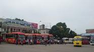 Bến xe Vinh tăng cường 52 xe khách đi các tỉnh miền Nam