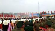 Quỳnh Nghĩa: Lễ đón nhận xã đạt chuẩn NTM và Lễ hội Đền Thượng