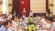 BCH Đảng bộ TP Vinh góp ý Dự thảo báo cáo chính trị đại hội