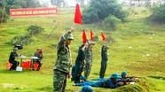 Quế Phong: Tổ chức huấn luyện dân quân tự vệ