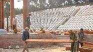 Cần bảo đảm tiến độ, chất lượng công trình Đền Chung Sơn
