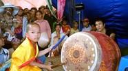 Độc đáo Hội thi đánh trống tế ở Xuân Thành (Yên Thành)
