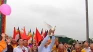 Khởi công xây dựng Di tích Quốc gia chùa Cần Linh