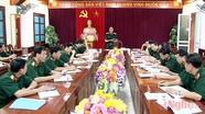 Đảng ủy Quân khu 4: Thông qua kế hoạch đại hội điểm