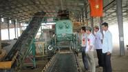 Nghĩa Hoàn (Tân Kỳ): Thành lập HTX gạch, ngói Cừa công nghệ cao