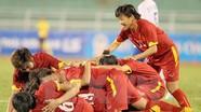 Đội tuyển nữ Việt Nam giành trọn 3 điểm trong ngày ra quân