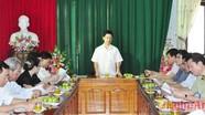 Tập trung giải quyết các kiến nghị của Thường trực HĐND tỉnh