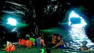 Bãi tắm hang núi Rồng ở Quỳnh Nghĩa - Quỳnh Lưu