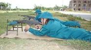 BCHQS TP Vinh: Tổng kết khóa huấn luyện dân quân tự vệ