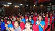 Giao lưu các nghệ sĩ điện ảnh đóng vai Bác Hồ với sinh viên ĐH Vinh