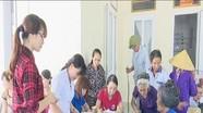 Hội CTĐ Diễn Châu:  khám cấp thuốc miễn phí cho đối tượng chính sách