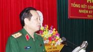 Đảng ủy Quân khu 4:  Tổng kết công tác kiểm tra, giám sát theo Điều lệ Đảng