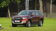 Ford Everest 2015 sắp về Việt Nam