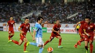 Xem những bàn thắng đẳng cấp trong trận giao hữu Việt Nam-ManCity