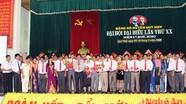 Đồng chí Võ Thị Minh Sinh đắc cử Bí thư Huyện ủy Quỳ Hợp nhiệm kỳ 2015 - 2020