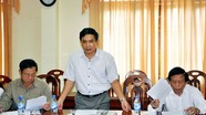 Đẩy nhanh tiến độ Dự án Đầu tư xây dựng Khu đô thị sinh thái Vinh Tân, TP Vinh