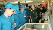 """Khai mạc triển lãm """"Bác Tôn với Quân đội nhân dân Việt Nam"""""""