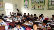 Dạy học 2 buổi/ngày ở bậc tiểu học: Những khó khăn cần khắc phục