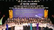 Tuyên dương học sinh giỏi Quốc tế, Khu vực, Quốc gia, HS đạt điểm cao kỳ thi THPT quốc gia 2015