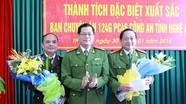 Anh hùng LLVTND Nguyễn Xuân Thiêm: Người chỉ huy quả cảm