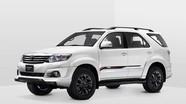 Toyota Fortuner TRD 2015 giá gần 1,2 tỷ đồng tại Việt Nam