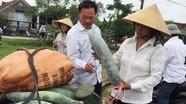 25 ha bí xanh ở Hưng Tân thu nhập cao gấp 3 lần cây trồng khác