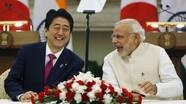 Nhật Bản chi 12 tỷ USD giúp Ấn Độ xây đường sắt cao tốc