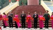 Khánh thành tượng đài chiến thắng trận đầu của Hải quân nhân dân Việt Nam