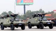 Các lực lượng xuất quân bảo vệ Đại hội Đảng