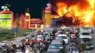 Lãnh đạo Cảnh sát PCCC Nghệ An nói về vấn đề bình chữa cháy xe ô tô