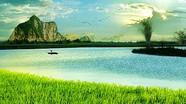 Lèn Hai Vai - sông Bùng, biểu tượng của đất Diễn Châu