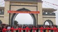 Khánh thành cổng làng xã Quỳnh Đôi