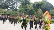 Bộ trưởng Bộ Công an dâng hương tại Khu di tích Kim Liên