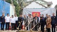 Xây dựng nhà tình nghĩa cho cựu đặc công Hải quân