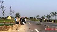 Tai nạn ô tô, chồng tử vong, vợ bị thương