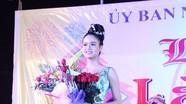 Thí sinh 16 tuổi đạt giải Nhất cuộc thi Người đẹp Lễ hội Làng Vạc
