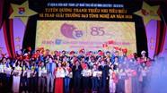 Nghệ An tuyên dương 53 thanh niên, đội viên tiêu biểu