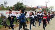 Ngày chạy Olympic vì sức khỏe toàn dân năm 2016 ở Nghĩa Đàn