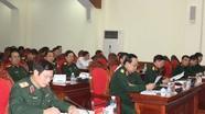 Quân khu 4 và Học viện Quốc phòng phối hợp về tác chiến phòng thủ