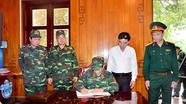 Đoàn công tác Học viện Quốc phòng dâng hoa, dâng hương tại Khu Di tích Kim Liên