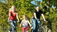 Đạp xe đúng cách mỗi ngày để giảm cân hiệu quả